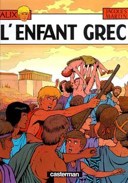 Martin, Alix - L'enfant grec