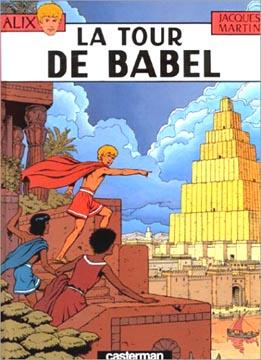 Martin, Alix : La Tour de Babel
