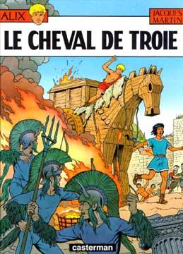 Martin, Alix : Le cheval de Troie