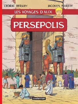 Les voyages d'Alix : Persepolis