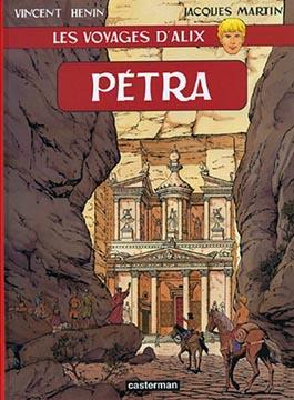 Martin, Les voyages d'Alix : P�tra