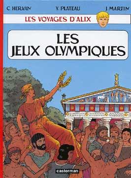 Les voyages d'Alix : Jeux olympiques