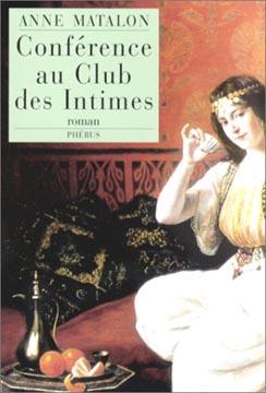 Conférence au club des intimes