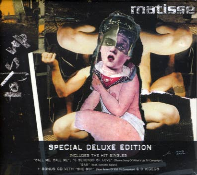 Matisse, Toys up - Special edition