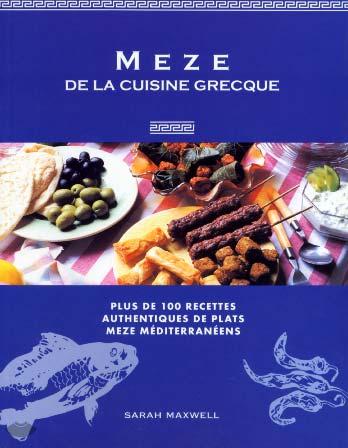 Mézé de la cuisine grecque