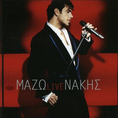 Mazonakis, Live - Mazonakis