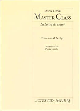 Master class : Maria Callas, la leçon de chant