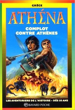 Ath�na. Complot contre Ath�nes