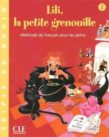 Lili, la petite grenouille 2 - 3CD audio