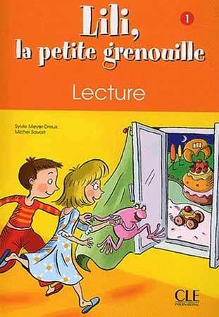 Lili, la petite grenouille 1 - Cahier de lecture