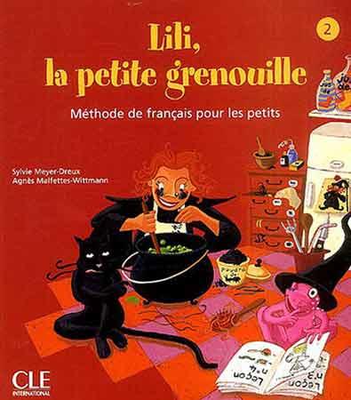 Lili, la petite grenouille 2 - Livre de contes