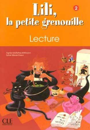 Lili, la petite grenouille 2 - Livret de lecture