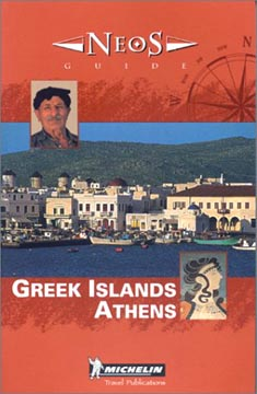 Michelin, Greek Islands - Athens