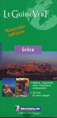 Michelin, Le guide vert - Grèce