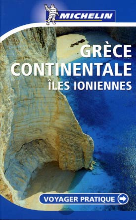 Grèce continentale. Iles ioniennes (2005)