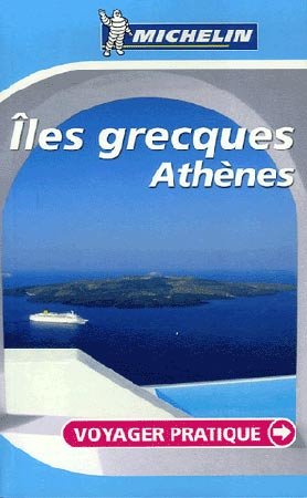 Michelin, Iles grecques Athènes