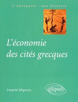 Migeotte, L'économie des cités grecques