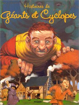 Milan, Histoires de géants et cyclopes