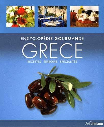 Encyclopédie Gourmande Grèce