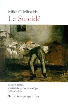 Mitsakis, Le suicid�