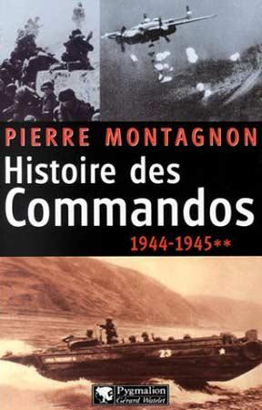Histoire des Commandos T2 : 1944-1945