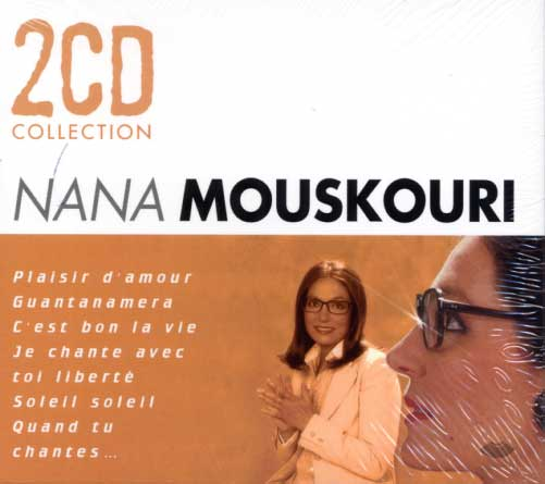 Mouskouri, Nana Mouskouri 2CD collection