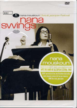 Mouskouri, Nana Swings (dvd)