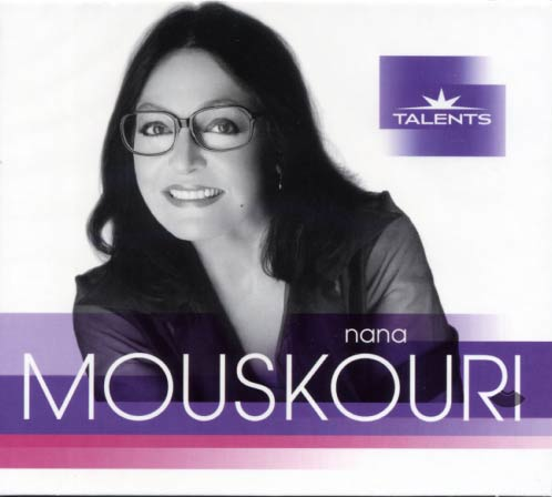 Talents : Nana Mouskouri