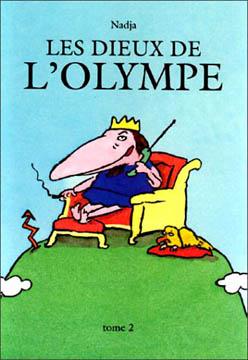 Les dieux de l'Olympe tome 2