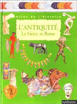 L'antiquitι - La Grθce et Rome
