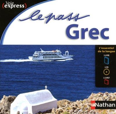 Le Pass grec