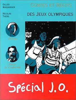 Massardier, Contes et récits des jeux olympiques