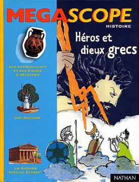 Nathan, Héros et dieux grecs