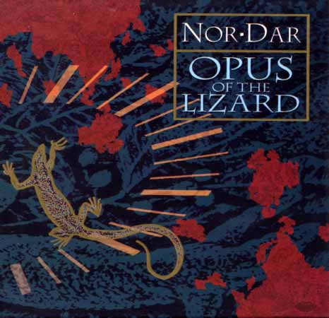 Opus of the Lizard