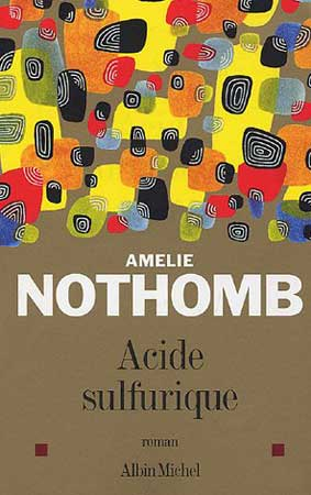 Nothomb, Acide sulfurique