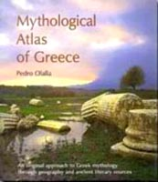 Olagia, Mythologigal Atlas of Greece