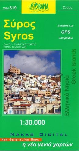 Orama, Syros XNH-319