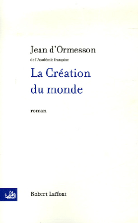 La Cr�ation du monde