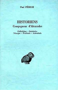 P�dech, Historiens compagnons d'Alexandre