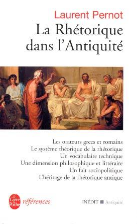La Rhιtorique dans l'Antiquitι