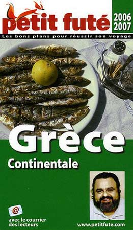 Le Petit Futé, Le Petit Futé Grèce continentale 2006-2007