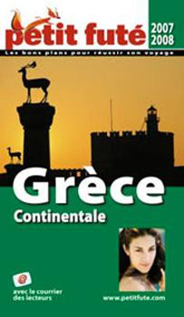 Le Petit Futé, Le Petit Futé Grèce continentale 2007-2008