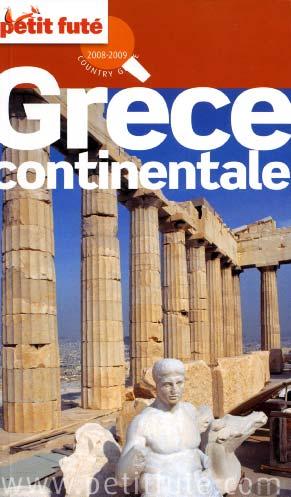 Le Petit Futé Grèce continentale 2008-2009