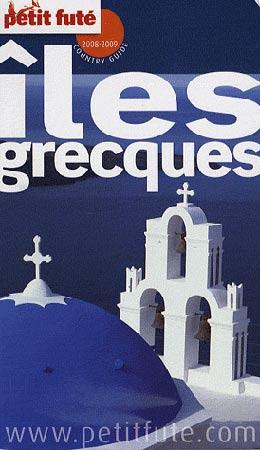 Le Petit Futé, Le Petit Futé Iles grecques 2008-2009