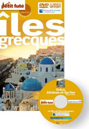 Le Petit Futé, Le Petit Futé Iles grecques 2009-2010 + dvd