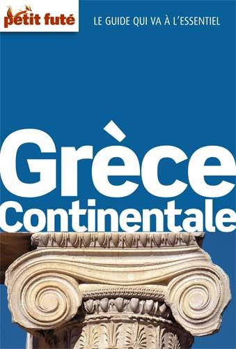 Le Petit Futé, Carnet de voyage Grèce continentale