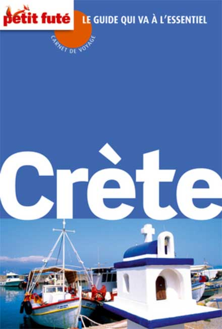 Le Petit Futé, Carnet de Voyage Crète