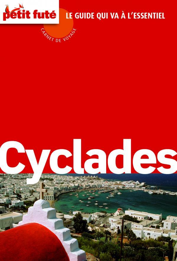 Carnet de voyage Cyclades