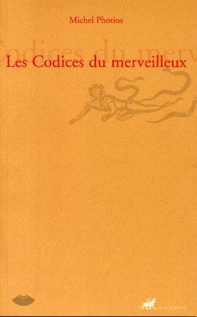 Les codices du merveilleux