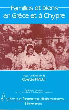 Familles et biens en Grèce et à Chypre